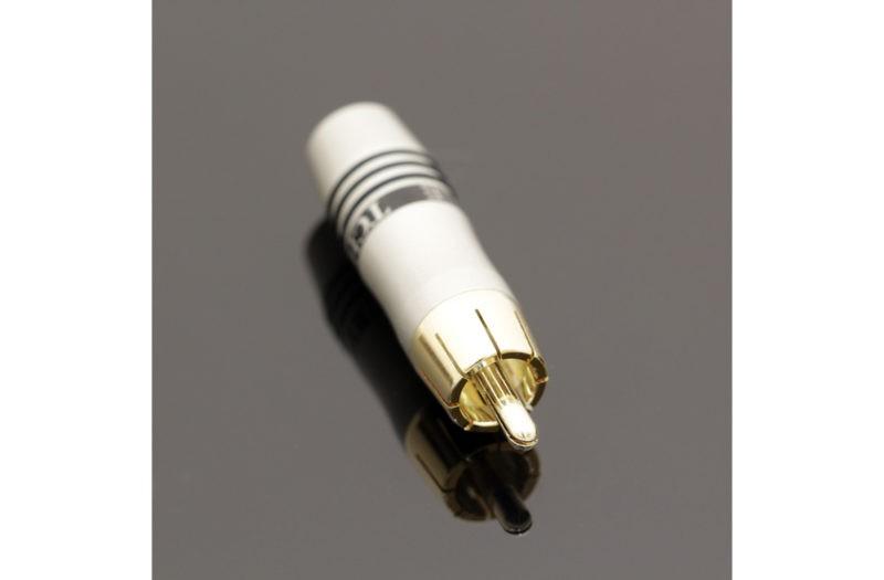 Tchernov Cable RCA Plug Original Black