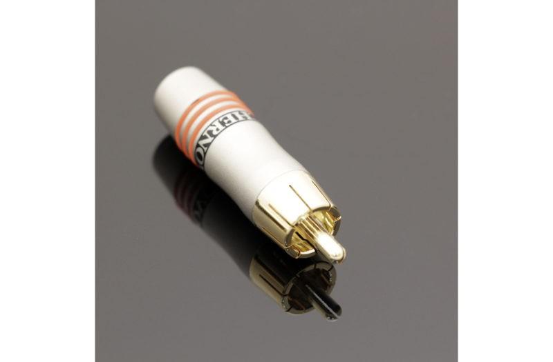 Tchernov Cable RCA Plug Original Red