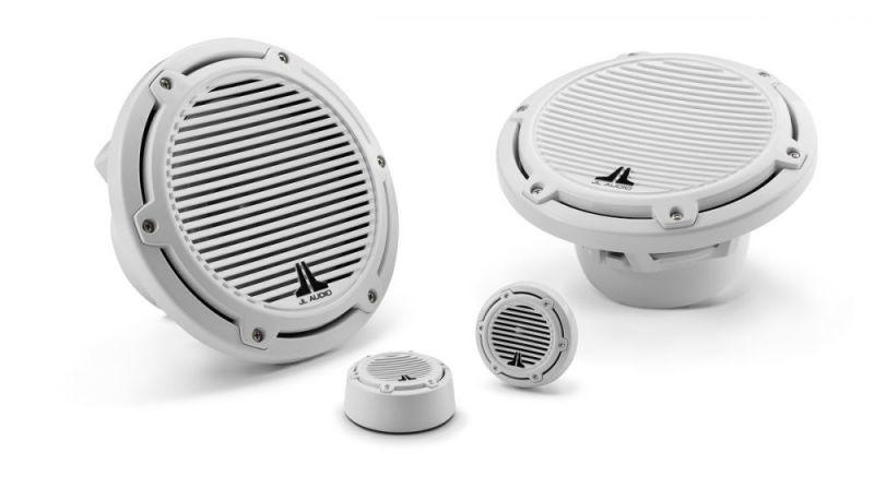 Морская 2-х полосная акустическая система JL Audio M770-TCS Classic White