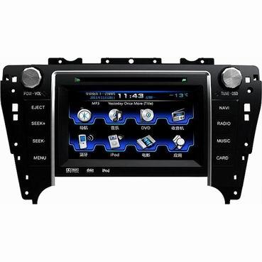 Штатное головное устройство INTRO CHR-2291 CA для Тойота Камри (2011-2013)