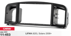 Переходная рамка CARAV 11-453 для автомобилей LIFAN (620)/Solano
