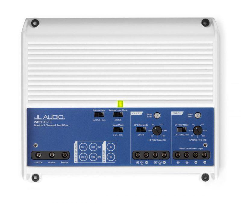 JL Audio M500/3