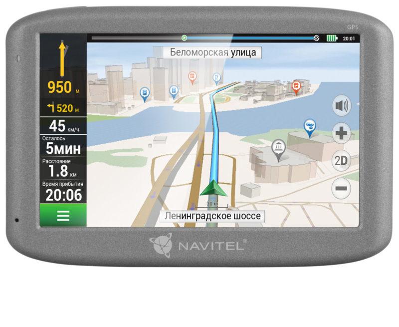 NAVITEL E500