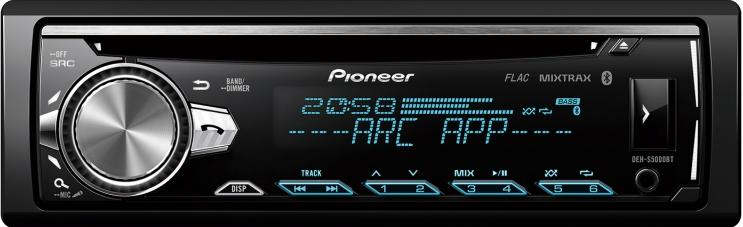Pioneer DEH-S5000BT