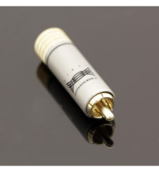 Коннектор RCA Tchernov Cable RCA Plug Special (Black)