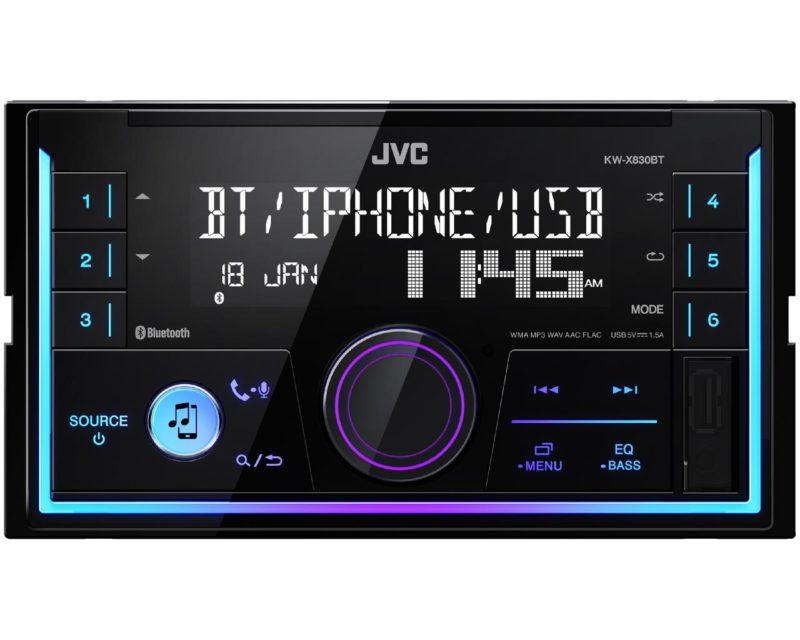 JVC KW-X830BT