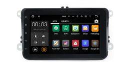 Штатная магнитола Parafar 4G/LTE для VW, Skoda, Seat (универсальная) на Android 7.1.1