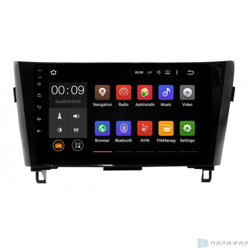 Parafar 4G/LTE с IPS матрицей для Nissan Xtrail на Android 7.1.1 (PF988)