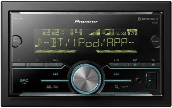 Pioneer MVH-S610BT
