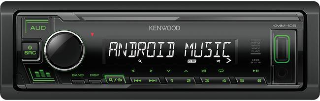 Kenwood KMM-105GY
