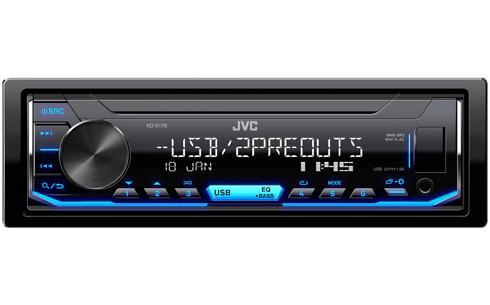 JVC KD-X176