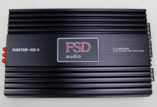 FSD audio Master 100.4