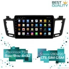 Parafar для Toyota Rav4 на Android 9 (PF468XHD)