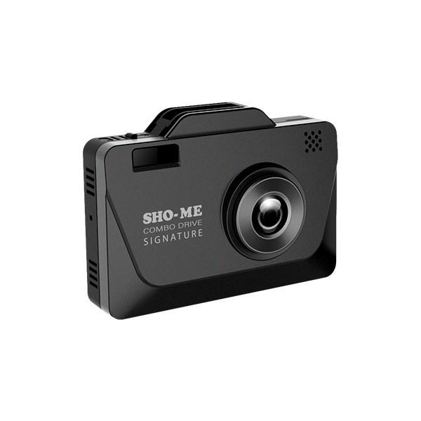 Sho-Me Combo Drive Signature c GPS/ГЛОНАСС модулем