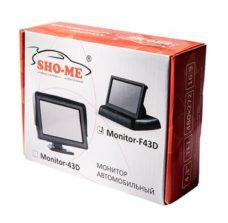 Monitor Sho-Me F43D