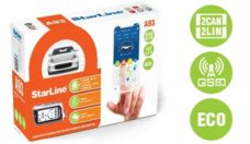 StarLine A93 GSM ECO 2CAN+2LIN NEW