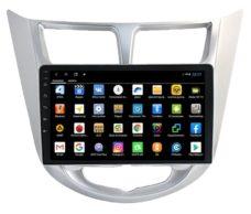 Parafar для Hyundai Solaris 2010-2016 на Android 9.1 (PF067Lite-Low)