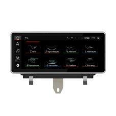 """Parafar для Audi Q3 (2011-2018) (высокая комплектация) (оригинальный AUX, оригинальный экран 7"""", OEM без навигации) экран 10.25"""" разрешение 1920*720 на Android10.0 (PF8667HD-High)"""